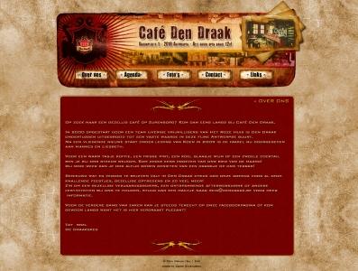 Den Draak website